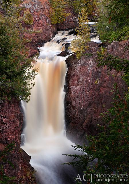Call It Copper - Brownstone Falls (Copper Falls State Park - Wis