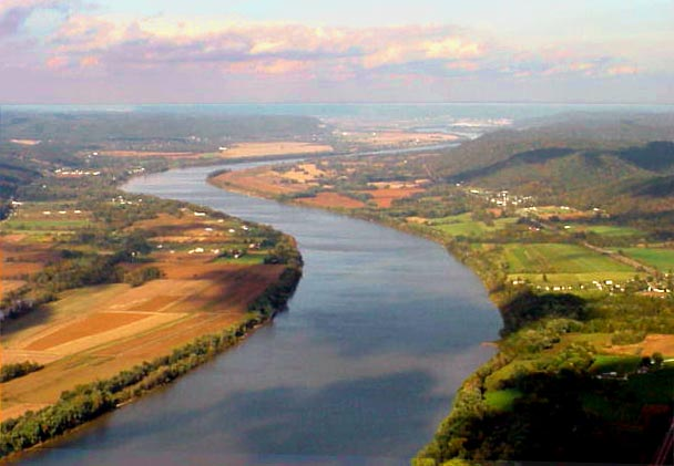 orb aerial view