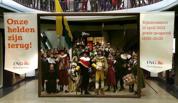 rijksmuseum-flashmob-rembrandt-mall
