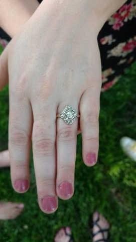 Cassies ring